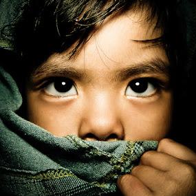 Lighted Child by Izhar  Hj.Ishak - Babies & Children Children Candids