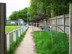 Photo: 17/04/14 v Daventry Town (Southern League Division One Central) 1-2 - contributed by Leon Gladwell