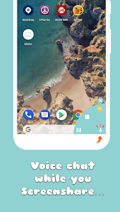 Mimicr – Mobile Screen Sharing + Voice Chat 2