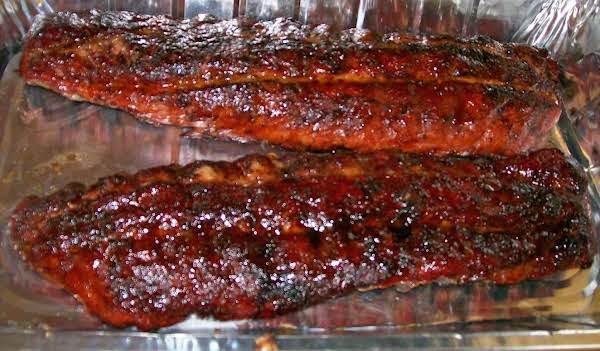 Lina's Baby Back Ribs Recipe