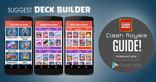 Deck Builder for Clash Royale for PC