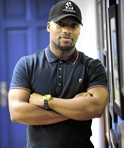 Chymamusique says the world loves South African house./THULANI MBELE