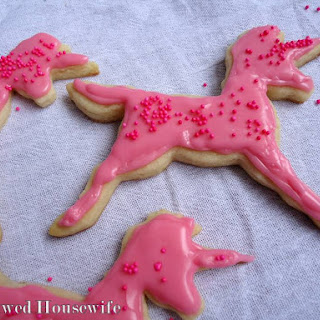 Cut-Out Sugar Cookies with Icing