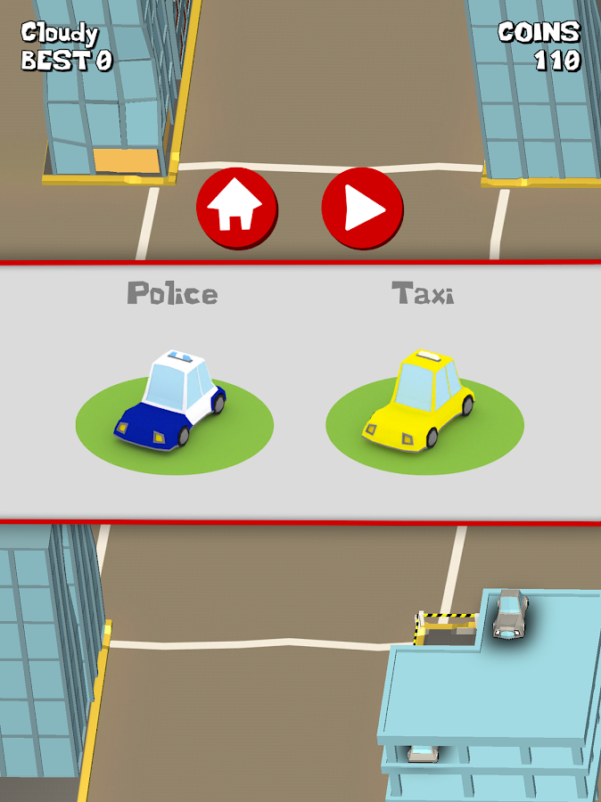CRASHY CARS – DON'T CRASH!- screenshot
