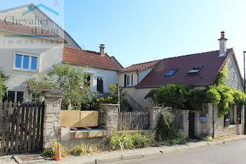 maison à Saint vinnemer (89)