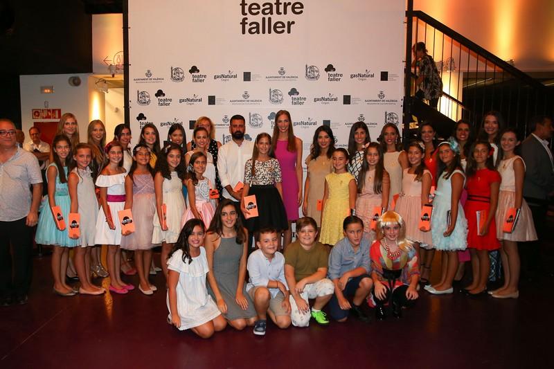 """Presentación del Teatre Faller con sabor a """"Duc"""""""