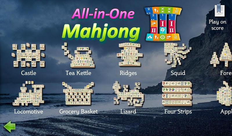 All-in-One Mahjong 3 Screenshot 1