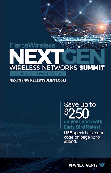 Next Gen Wireless Networks Summit 2019