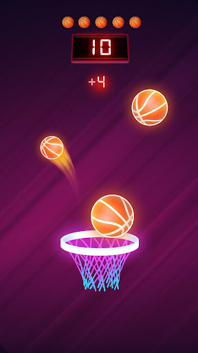Dunk n Beat screenshot 1