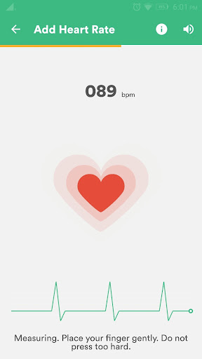 Health & Fitness Tracker with Calorie Counter 2.0.70 screenshots 4