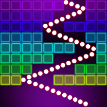 Bricks Breaker Glow Download on Windows