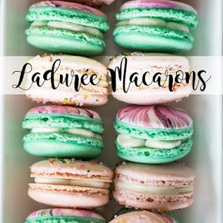 Laudree Macaron Recipe (and VIDEO!)