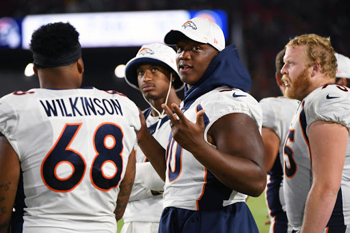 Broncos podcast: The impact of Ja'Wuan James' injury and the post-draft state of the offense