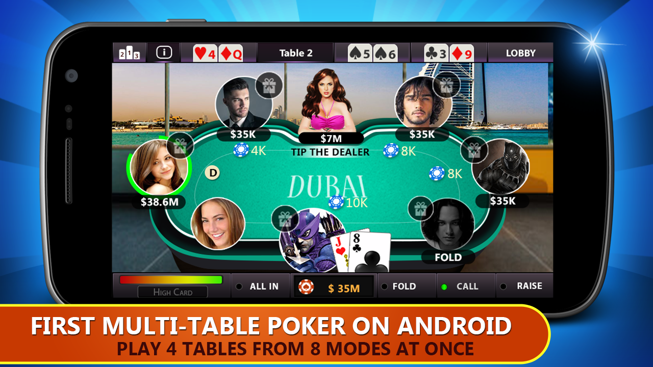 Poker Offline and Live Holdem- screenshot