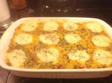 3 Cheese Eggplant Casserole By Lady Rose Recipe