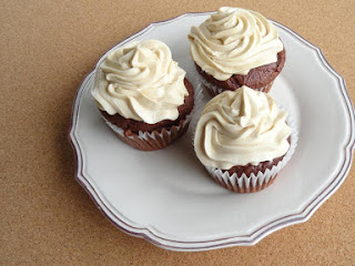 Chocolate Cupcakes With Coffee Buttercream Recipe