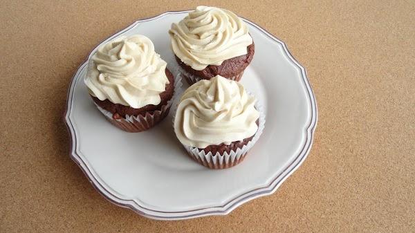 Chocolate Cupcakes With Coffee Buttercream Recipe