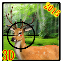 Sniper Deer Hunting Game 2016 icon