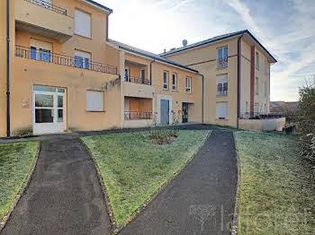 Appartement 4 pièces 83,21 m2