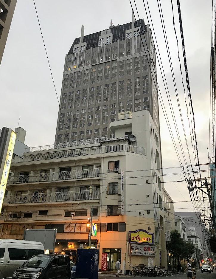 ホテル&音戸温泉