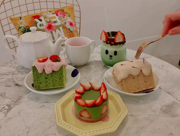 BoKa民生社區可愛的甜點店~