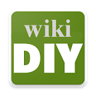 DIY projects - wikiDIY.org - DIY crafts recipes icon