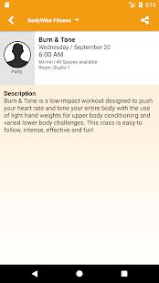 BodyWise Fitness - náhled