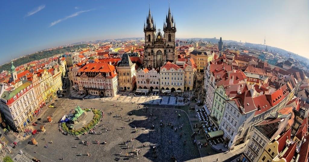 Férias em Praga