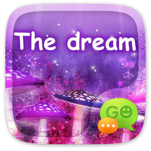 GO SMS PRO THE DREAM THEME Android APK Download Free By ZT.art