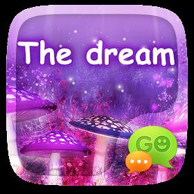 GO SMS PRO THE DREAM THEME