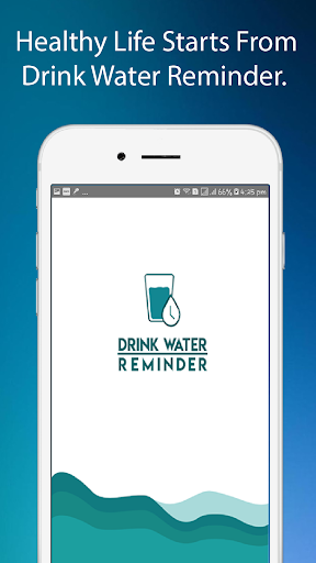 Drink Water Reminder - screenshot