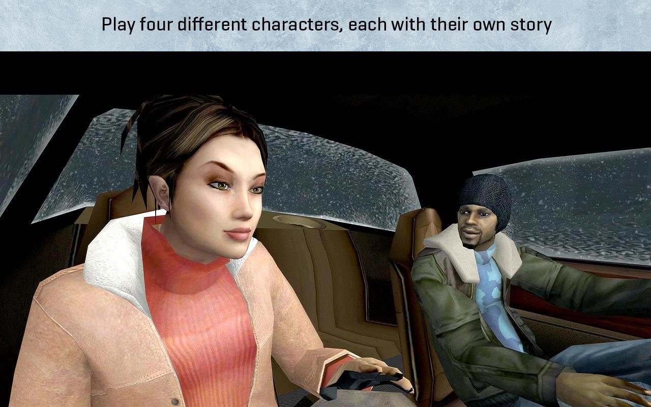 Fahrenheit: Indigo Prophecy- screenshot