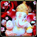 Lord Ganesha HD Live Wallpaper icon