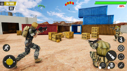 Counter Terrorist Special Ops 2020 apkpoly screenshots 3