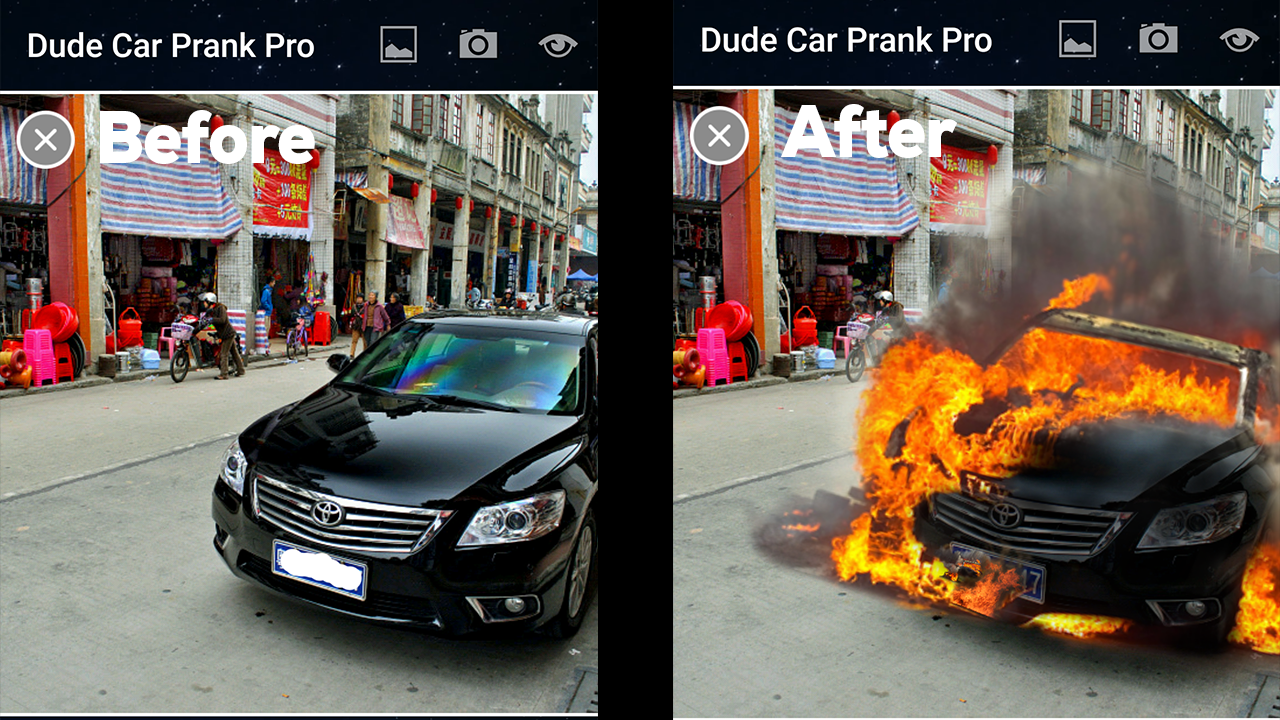 Dude Car Prank Pro- screenshot