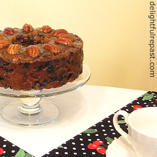 Fruitcake With Brandy Recipes