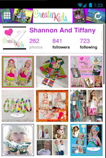 Create Kids Couture- screenshot thumbnail