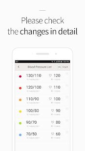 Download Blood Pressure(BP) Diary For PC Windows and Mac apk screenshot 4