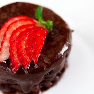 20 Second Chocolate Cake.