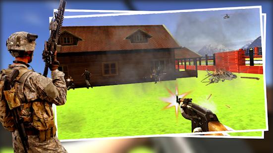 First Line Commando Adventure screenshot
