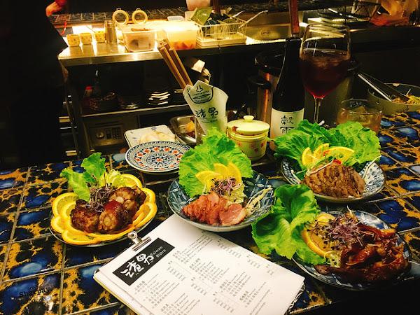 渣男Taiwan Bistro:下班放鬆首選台式居酒屋