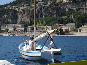 Photo: Les bateaux se rassemblent