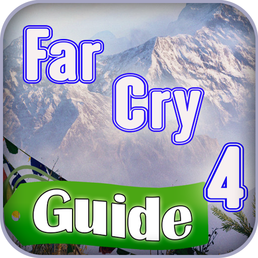 Best Guide For Far Cry 4 LOGO-APP點子