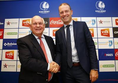 """Kan KAA Gent via achterpoortje toch nog Europa in? """"We mikken nu op die vijfde plaats"""""""