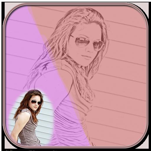 Photo Color Sketch - No Crop