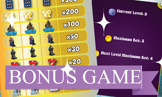 Wizard Slot Machine - Play Now with No Downloads