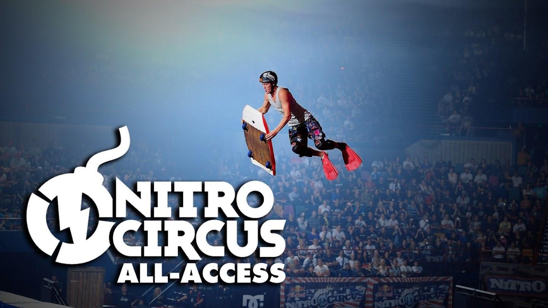 Watch Nitro Circus All-Access live