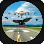 Airport Sniper Shooting Hunt Icon