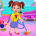 House Cleaning - Keep Home Clean icon
