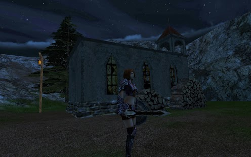 Werewolf Hunt VR - Cardboard- screenshot thumbnail